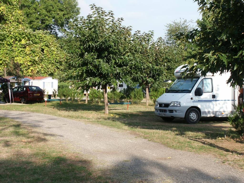 Camping le Lac, Foix, Ariège