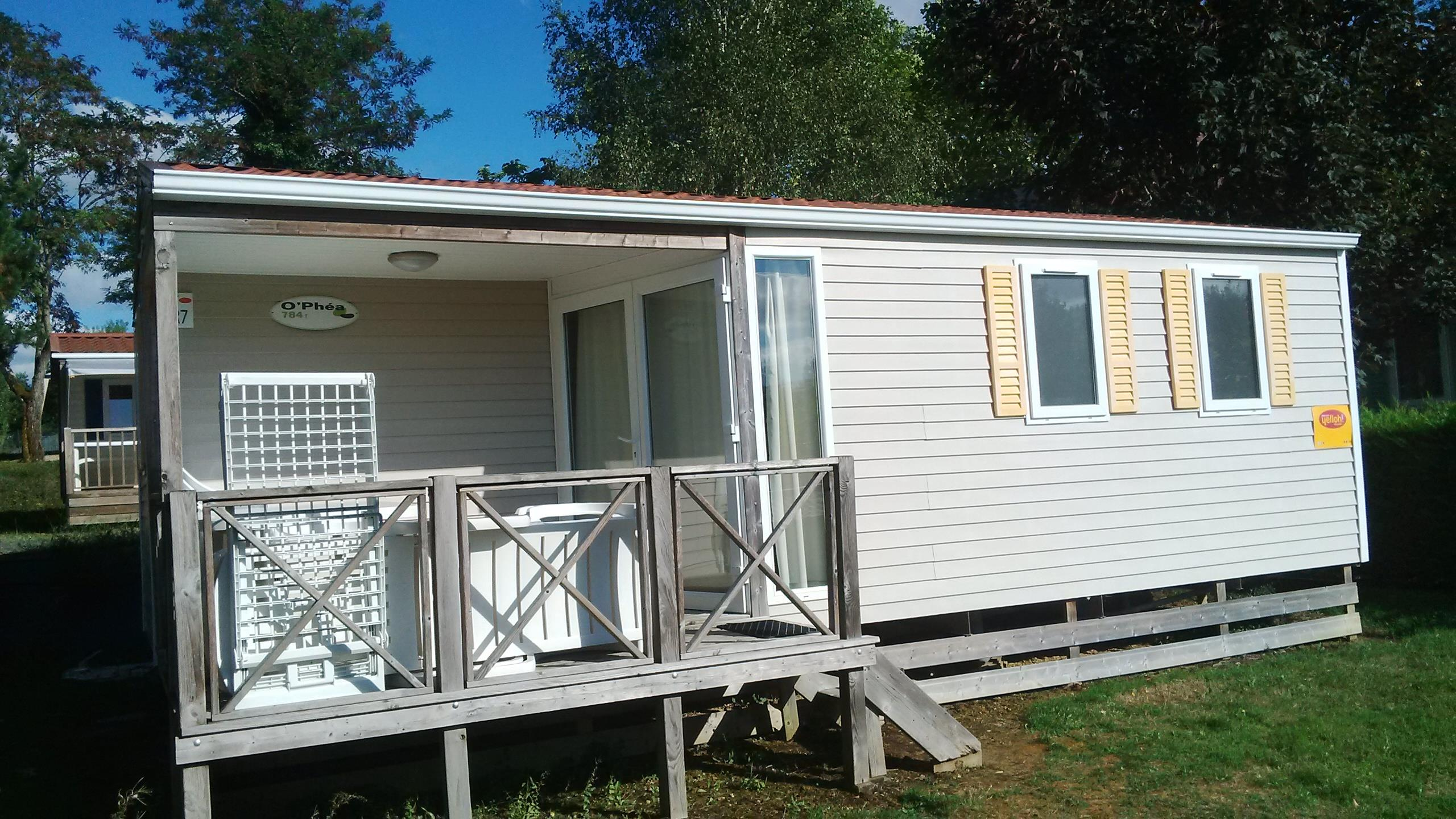 Accommodation - Cottage - Camping DU LAC