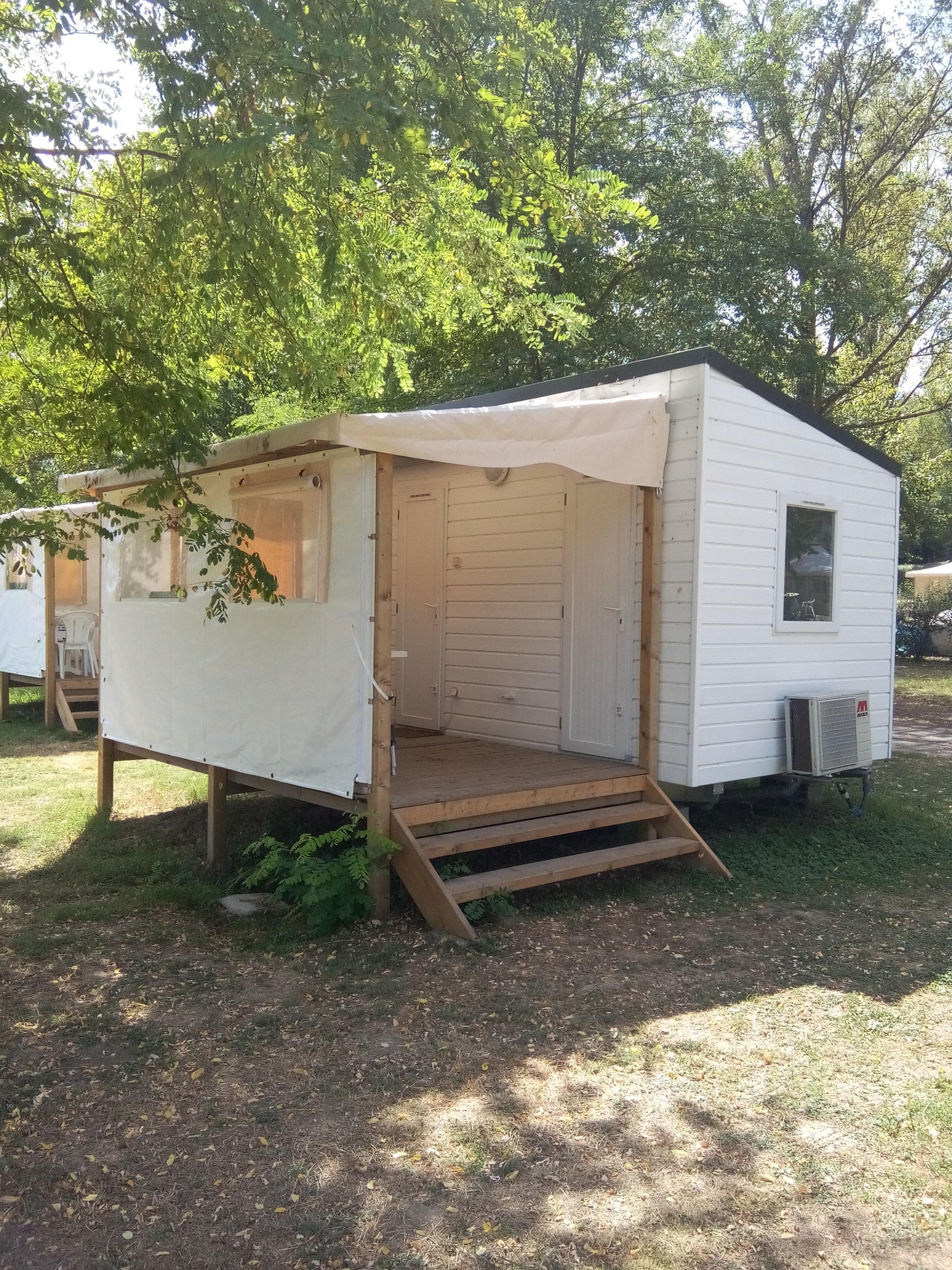Location - Cottage Valentin - Camping du Lac