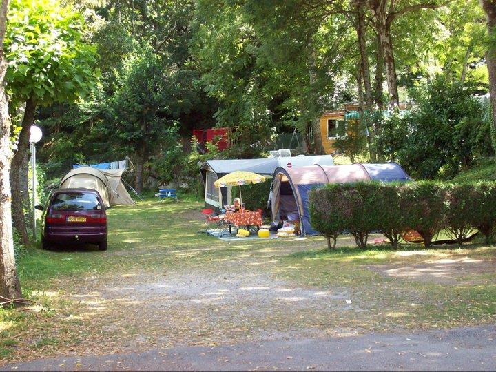 Establishment Camping Le Castella - Luzenac