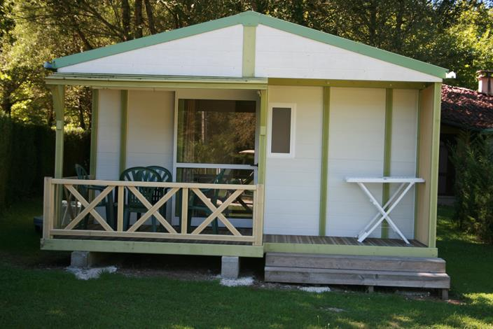 Location - Chalet Isard - Camping Les 4 Saisons