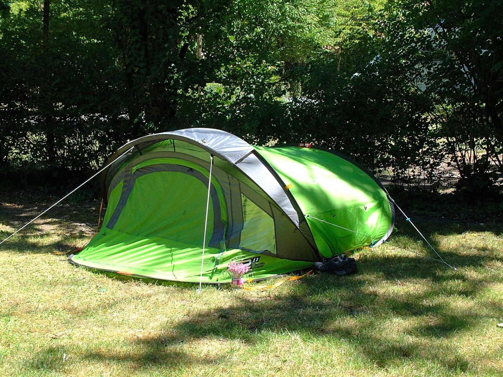 Emplacement - Forfait Halte Cyclo/Rando - Camping Le Bois Dinot