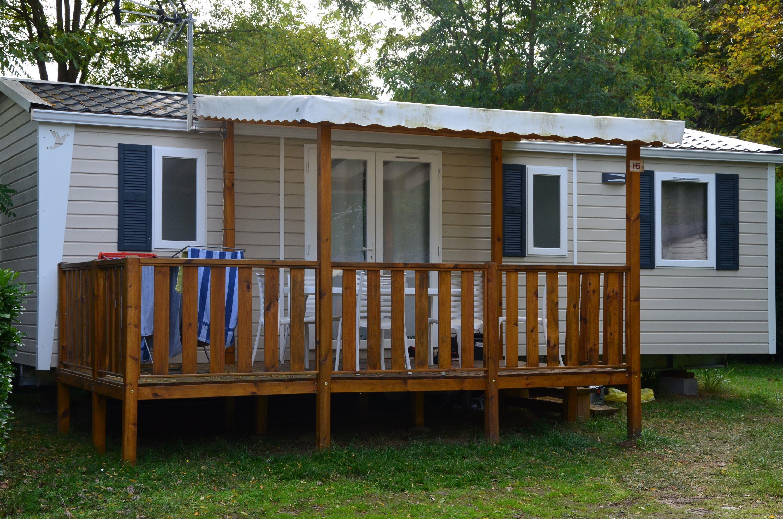 Location - Mobil-Home Premium 33M² - 3 Chambres +Tv - Lave Vaisselle - Camping Les Mijeannes