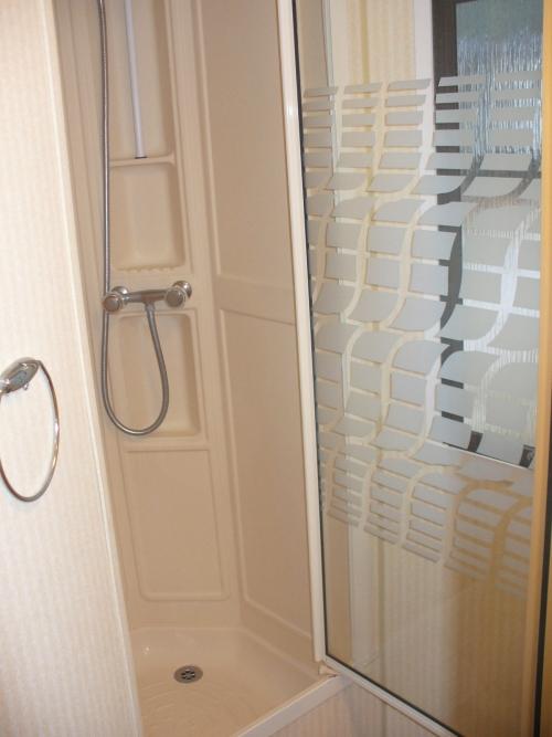 Location - Mobil Home Toit Plat Avec Sanitaire - Camping Parc d'Audinac les Bains