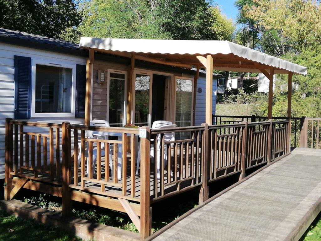 Camping Audinac Les Bains