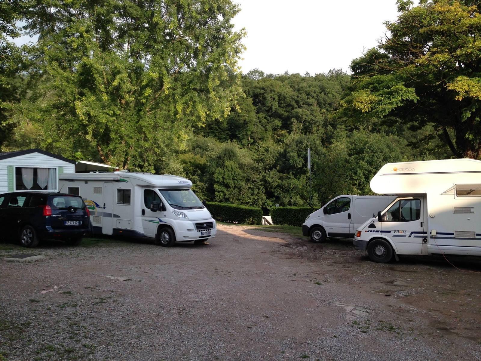 Camping Parc de Palétès, Saint-Girons, Ariège