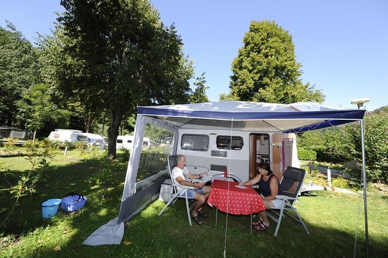 Forfait Confort 2 personnes (tente, caravane et camping car)