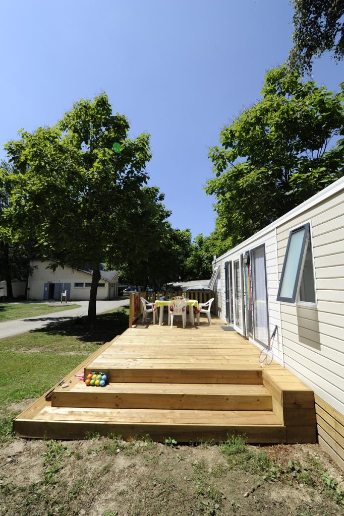 Mobil home IBIZA DUO 27m² (2 chambres)