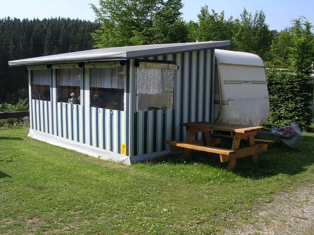 Location - Location Caravane - Campingplatz Am Bärenbache