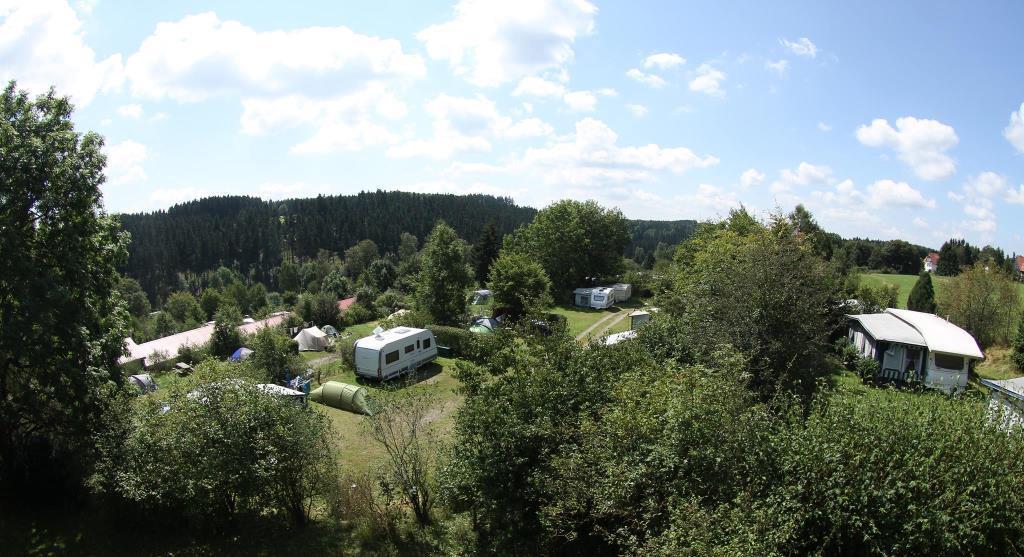 Emplacement - Emplacement Camping-Car - Campingplatz Am Bärenbache