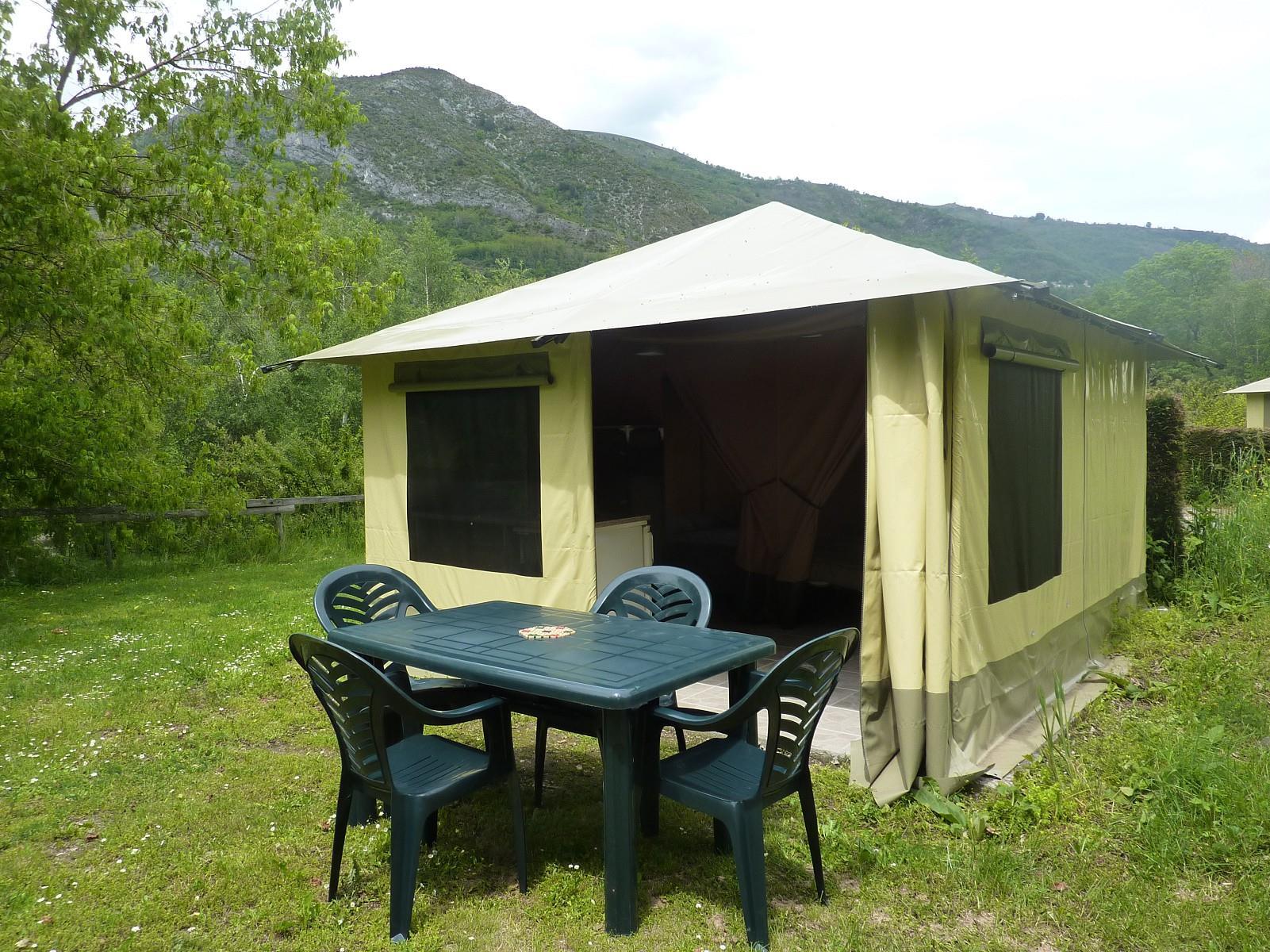Camping la Bexanelle, Vicdessos, Ariège