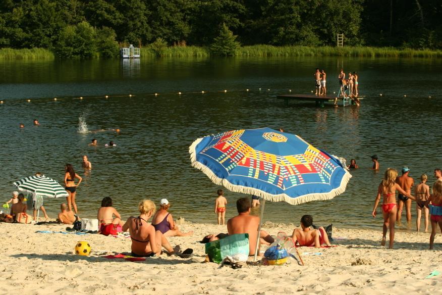 Camping Lac de Lislebonne, Reaup-Lisse, Lot-et-Garonne
