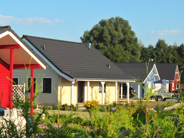Location - Chalet En Bois - Camping Stover Strand International Kloodt