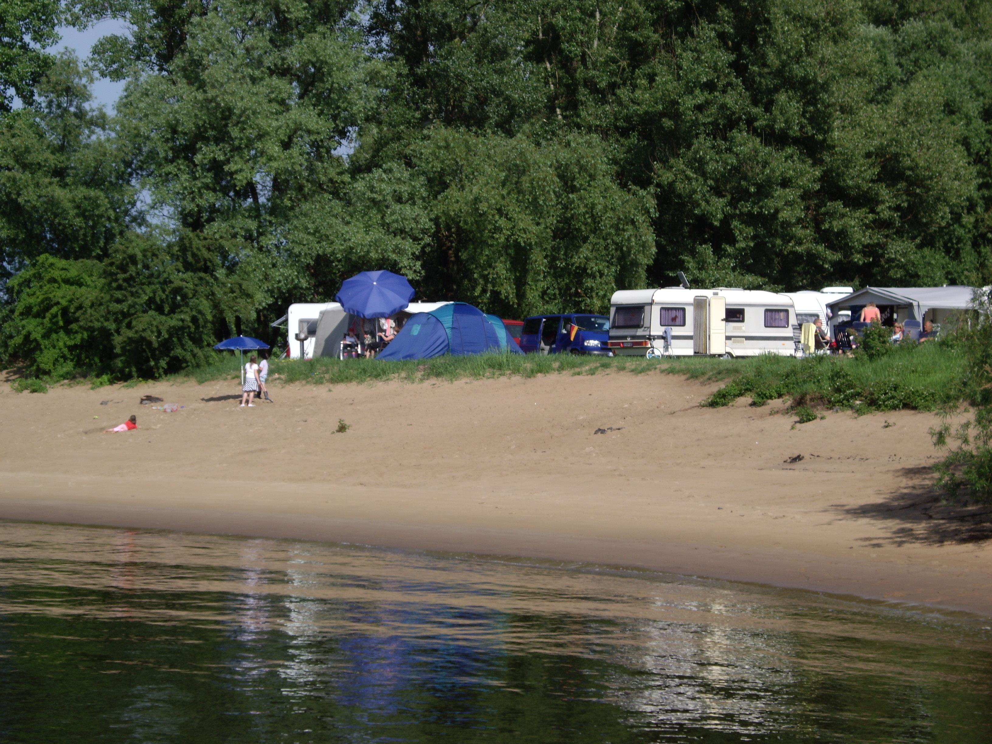 Emplacement - Emplacement Tente - Camping Stover Strand International Kloodt