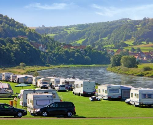 Campingplatz Rühler Schweiz - Rühle