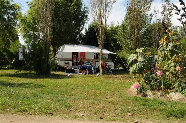 Camping les Dunes, Plobannalec-Lesconil, Finistère
