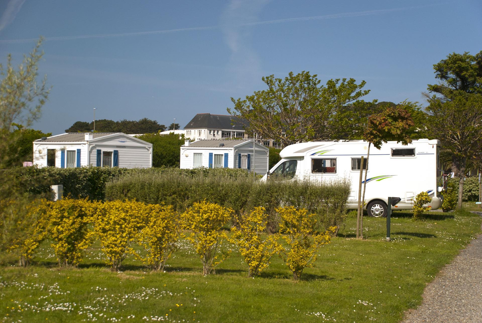 Camping le Mat, Trevou-Treguignec, Côtes-d'Armor
