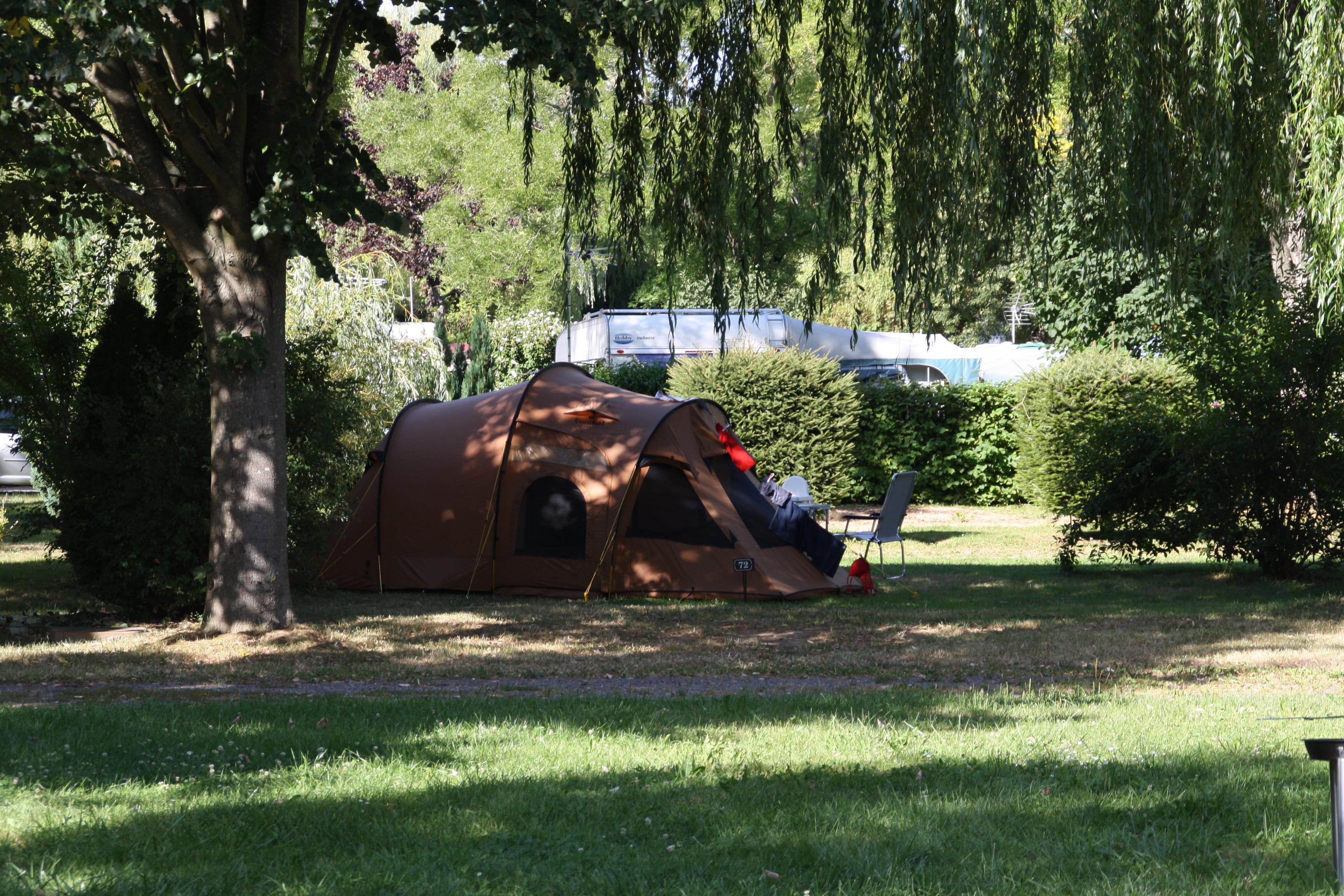 Camping les Portes de l'Alsace, Saverne, Bas-Rhin