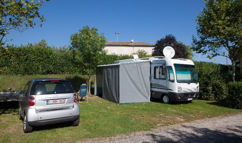Camping la Grappe Fleurie, Fleurie, Rhône