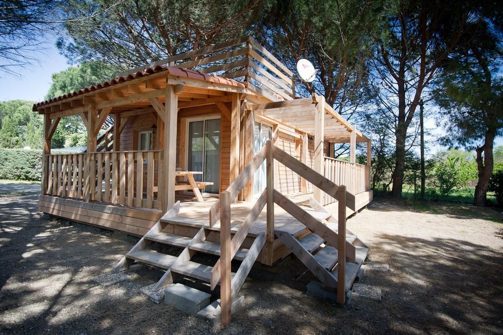 Camping les Casteillets, Saint-Jean-Pla-de-Corts, Pyrénées-Orientales