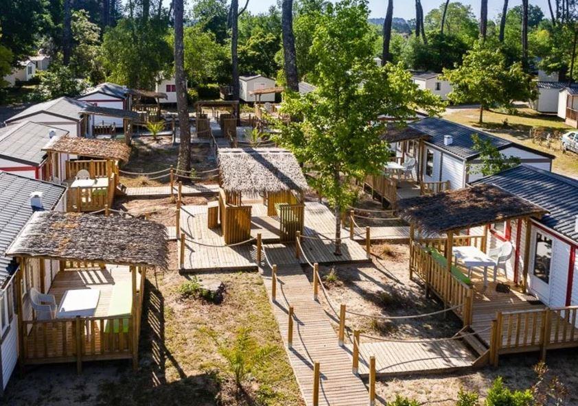 Camping le Soleil des Landes, Lit-et-Mixe, Landes