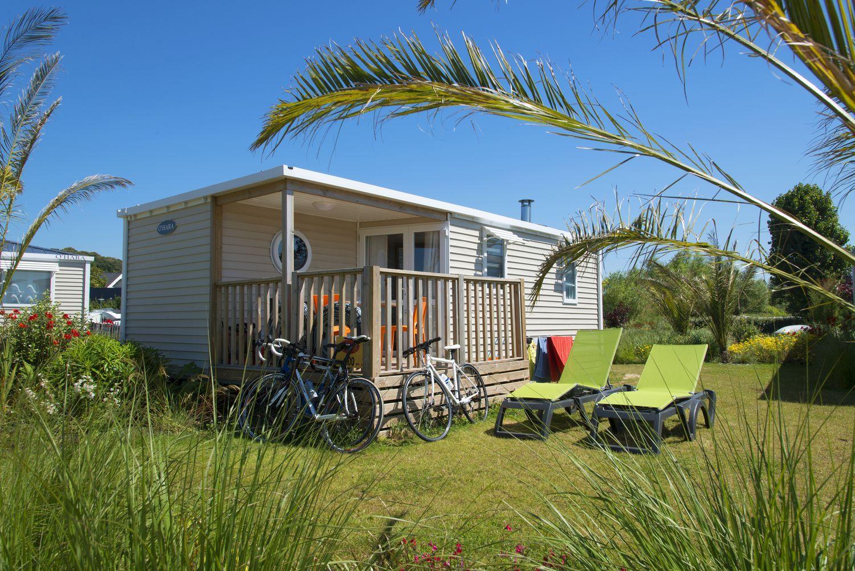 Location - Cottage Caraïbes **** 2 Chambres Alizé - Yelloh! Village Les Mouettes