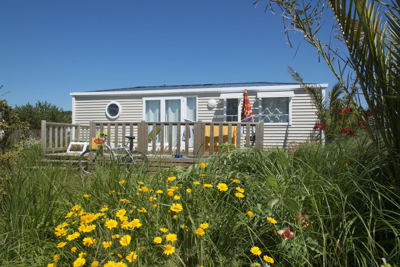 Location - Cottage Caraïbes **** 3 Chambres Primel - Yelloh! Village Les Mouettes