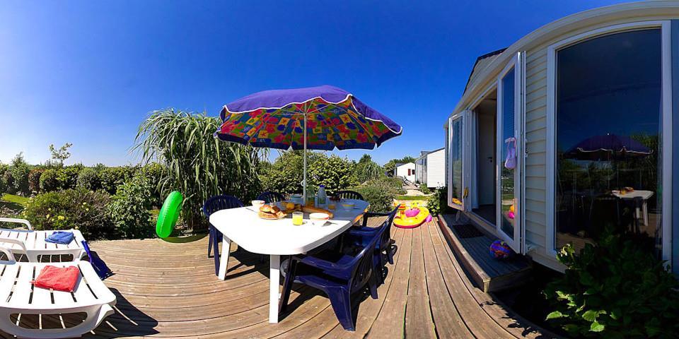 Location - Cottage Gardenia *** 2 Chambres - Yelloh! Village Les Mouettes