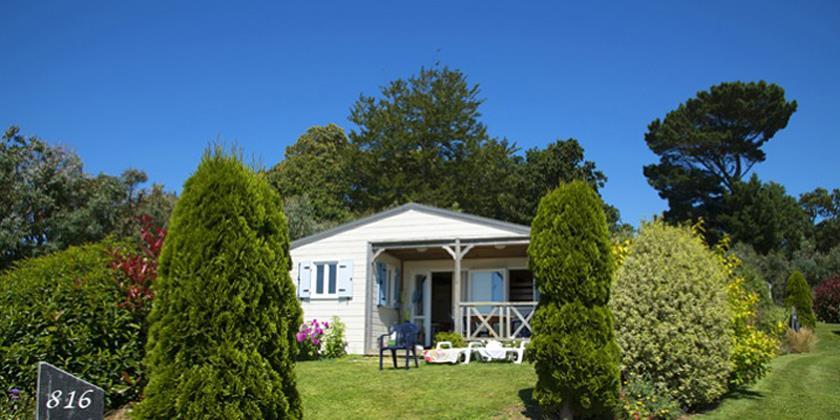 Location - Chalet Canopia Premium 3 Chambres - Yelloh! Village Les Mouettes