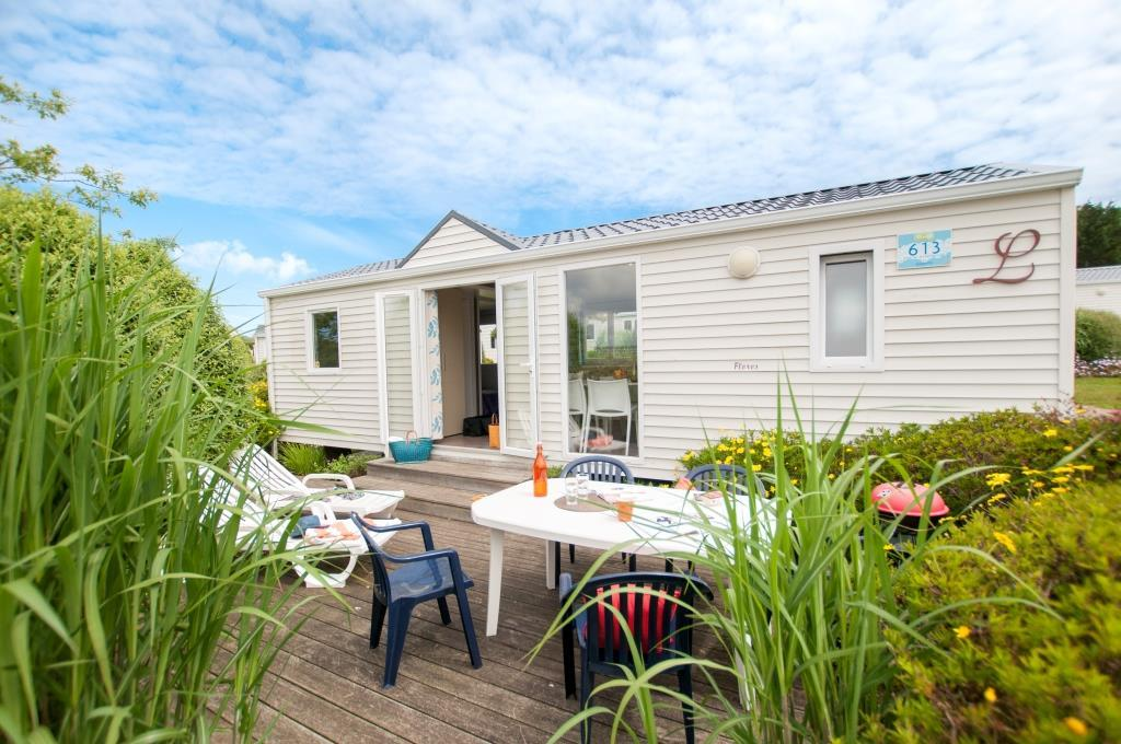Location - Cottage Gardenia Primel *** 3 Chambres - Yelloh! Village Les Mouettes