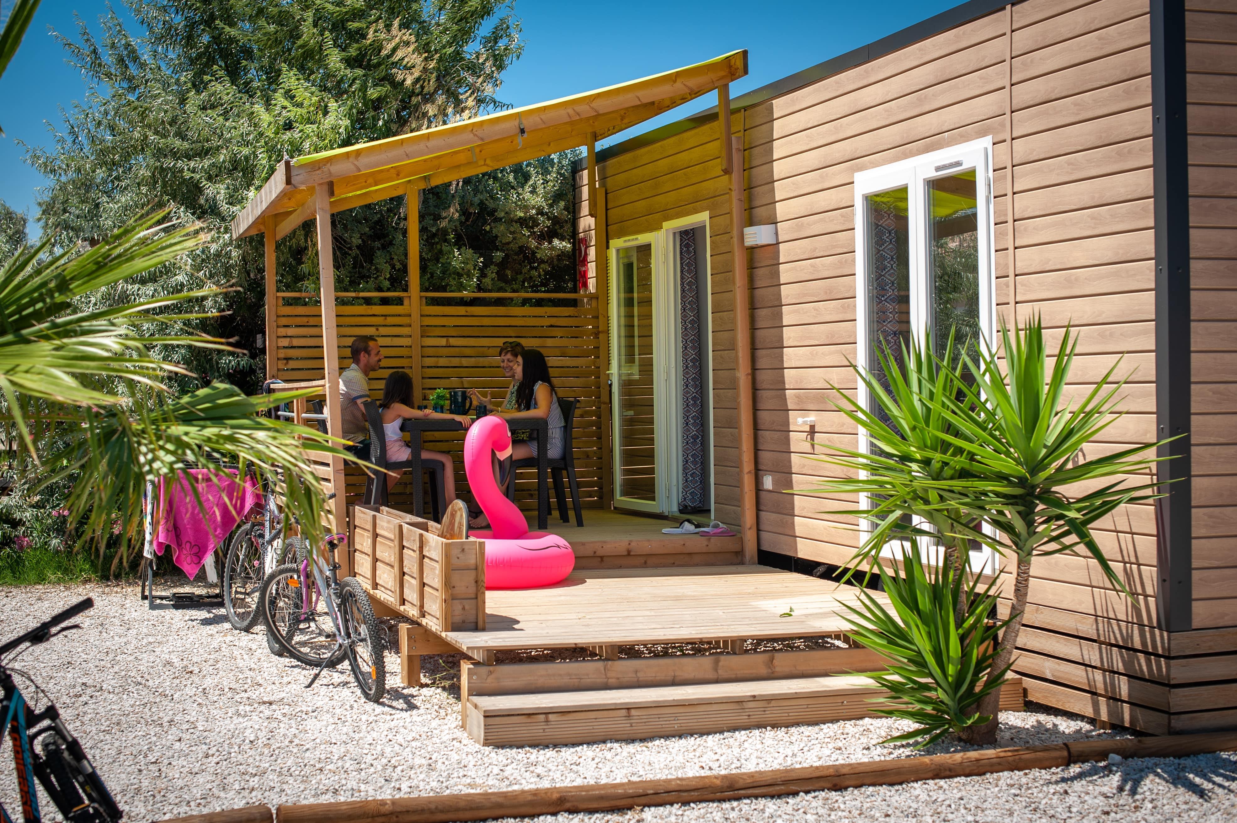 Camping Soleil d'Oc, Narbonne-Plage, Aude