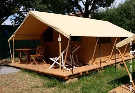 Camping les 3 Lacs, Belmont-Tramonet, Savoie