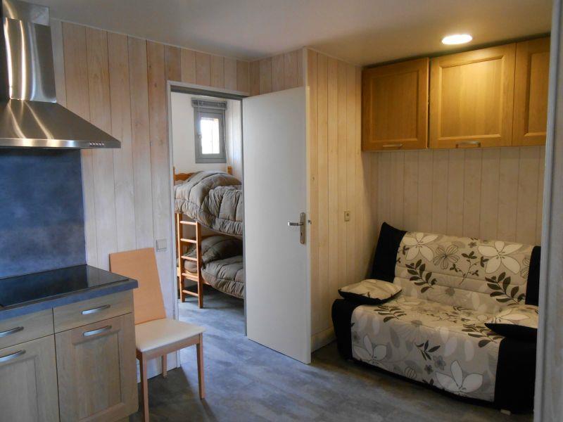 Location - Appartement 1 - 24M² / 1 Chambre - Terrasse - Camping Le Palais de la Mer