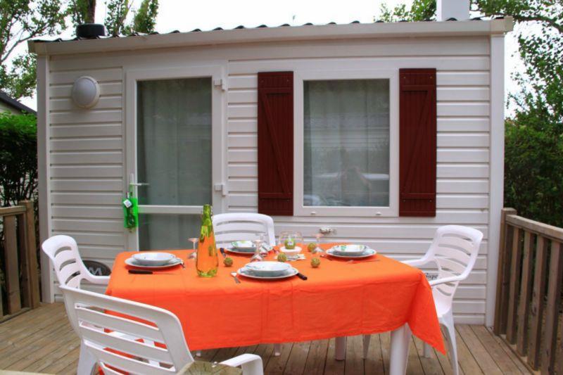 Location - Bungalow Casita - 1 Chambre - Camping Le Palais de la Mer