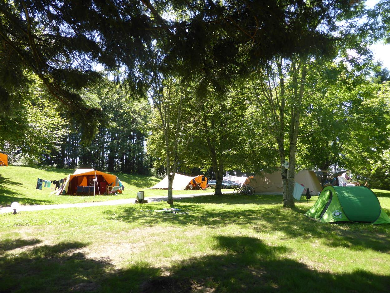 Establishment Camping Le Plô - Le Bez