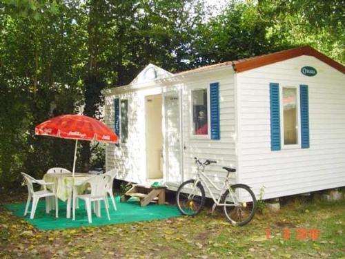Camping le Relax, Breuillet, Charente-Maritime