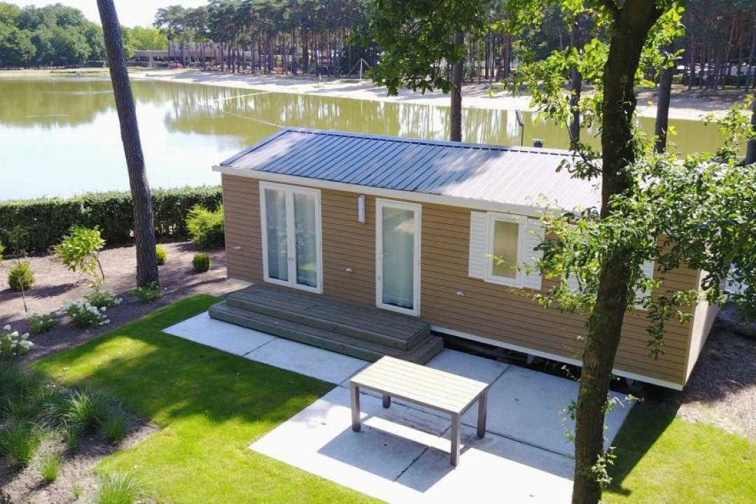 Location - Luxe Mobilehome 3 Chambres A Coucher 2 Salles De Bain - Camping Goolderheide