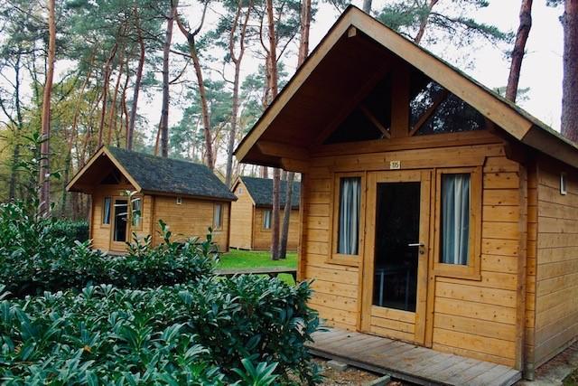 Location - Cabane De Randonneurs - Camping Goolderheide