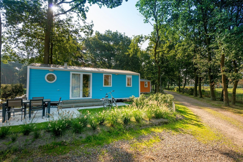Location - Luxe Mobil Home 2 Chambres 2 Salles De Bain - Camping Goolderheide
