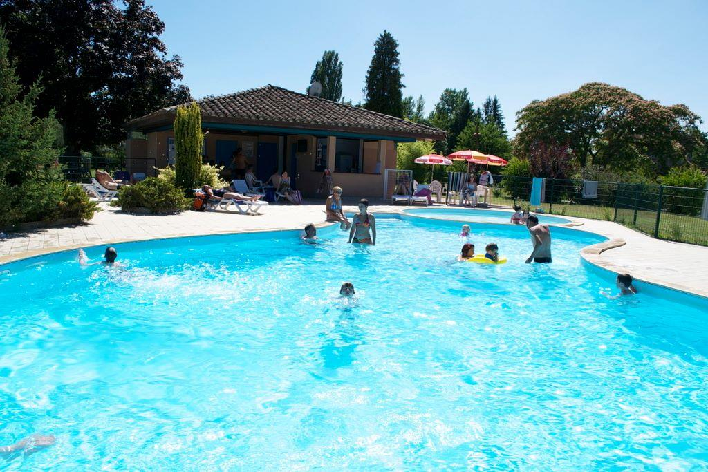 Establishment Camping Moulin De Bidounet - Moissac