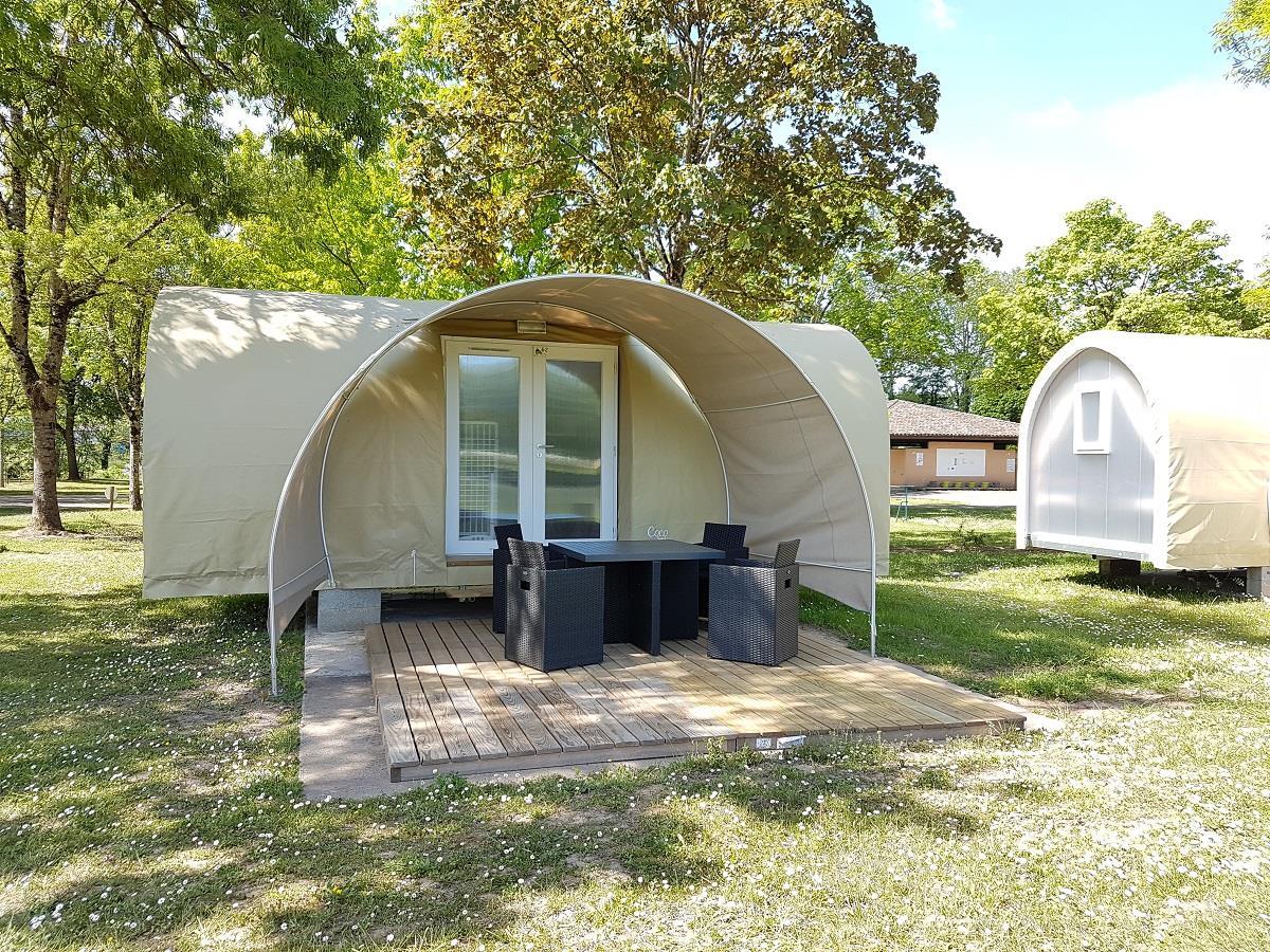 Location - Coco Sweet - Camping Municipal de l'Île de Bidounet