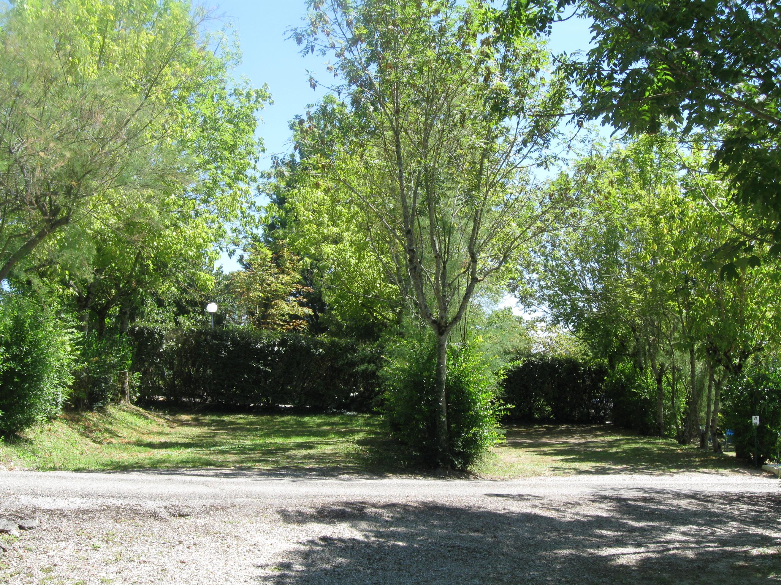 Emplacement - Emplacement - Camping Le Faillal
