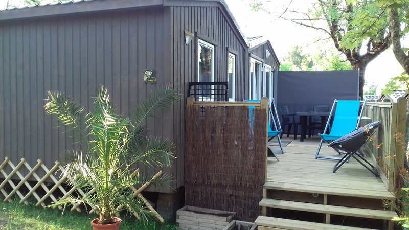 Location - Mobil Home - Camping Le Faillal