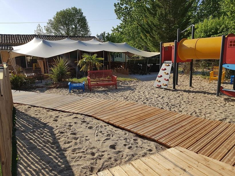 Camping le Clos Lalande ***, Montricoux, Tarn-et-Garonne