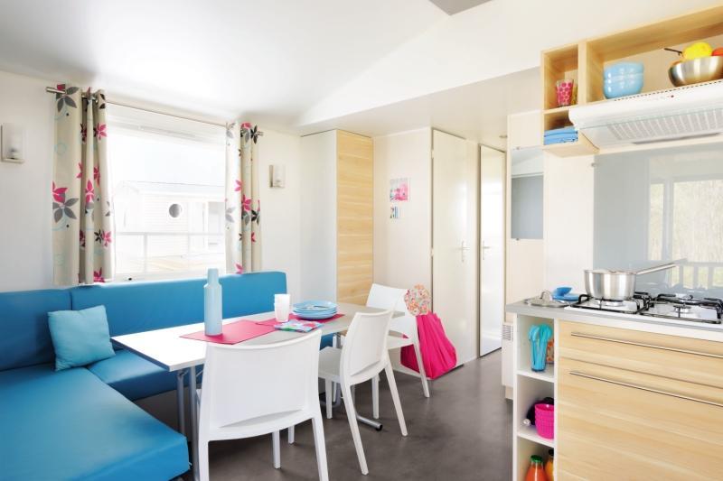 Location - Mobilhome Confort 31 M² (3 Chambres) - (2011) - Camping La Grande Plage