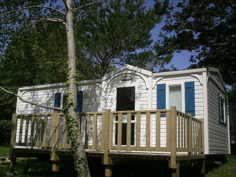 Location - Mobilhome Eco 27 M2 (2 Chambres) - (2005) - Camping La Grande Plage