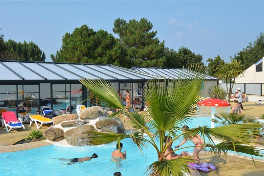 Camping La Touesse - Saint-Lunaire