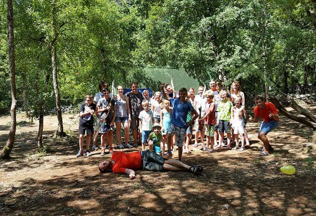 Leisure Activities Camping Les 3 Cantons - St Antonin Noble Val