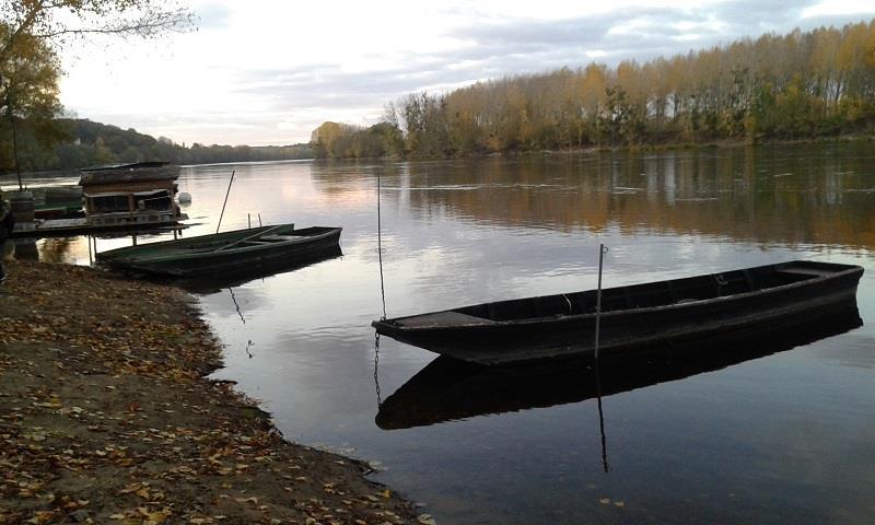 Camping Au Bord De Loire