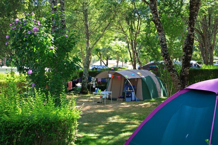Camping Bel Ombrage, Saint-Cybranet, Dordogne